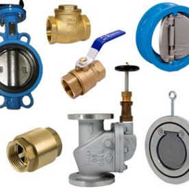 Ball, Check, NRV, Globe & Butterfly Valve Etc..