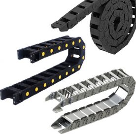 Drag Chain Steel & PVC