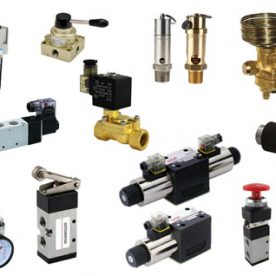 FRL, Solenoid & Safety Valves