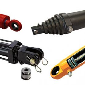 Hydraulic Cylinder Seals & Services