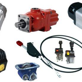 Hydraulic PTO Pumps, PTO Gears & PTO Cables