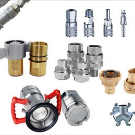 Hydraulic & Pneumatic QRC Couplings