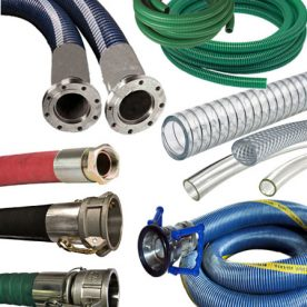 Oil, Water & Suction Discharge Hoses