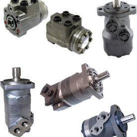 Orbital Motors & Steering Unit