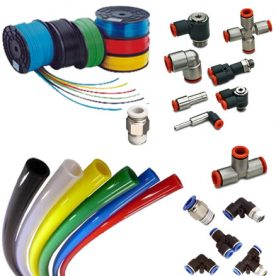 PU, Nylon & Teflon Tubes & Fittings
