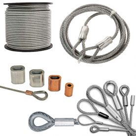 SS & Steel Wire Ropes