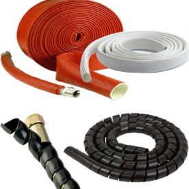 Spiral Hose Guards & Fire Sleeves