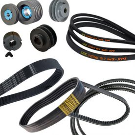 V-Belts, Timing Belts & Pulleys